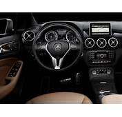 Nuova Mercedes Classe B Ecco Gli Interni