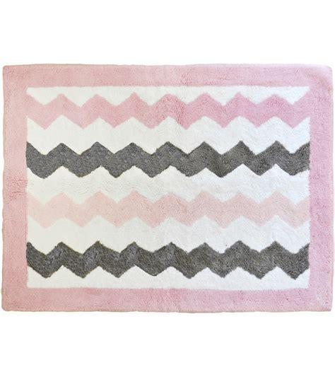 baby pink rugs my baby sam chevron baby pink rug