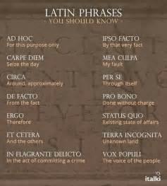 25 best ideas about latin phrases on pinterest latin