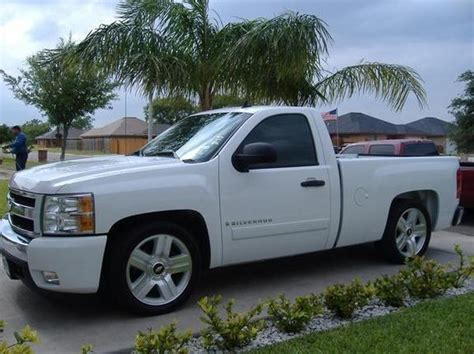 dagadeo  chevrolet silverado  regular cab specs