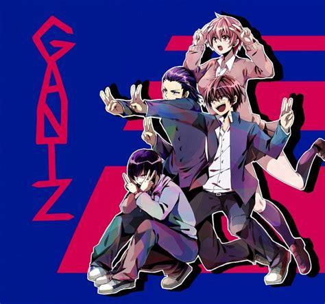 Gantz Anime Dsdw Size L gantz 1270195 zerochan