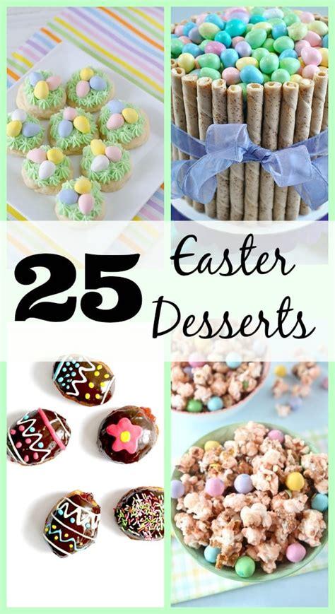 25 easter dessert recipes cooks 174