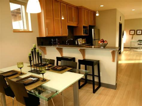 asian inspired contemporary kitchen features light