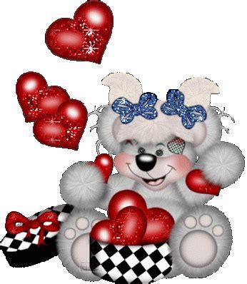 imagenes de corazones brillantes y con movimiento im 225 genes gif de ositos enamorados con animaci 243 n de