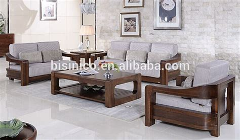 black and walnut living room furniture american style black walnut furniture sofa set noble solid wood living room fabric sofa bf01