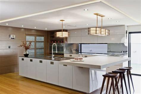 modern kitchen in japanese and australian design east