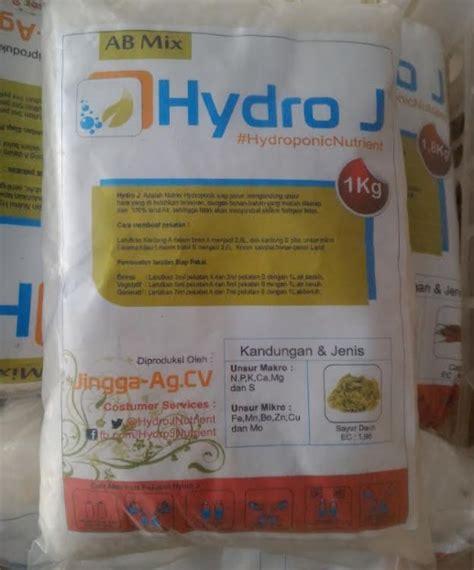 Pupuk Ab Mix Untuk Aquascape hydro j nutrisi sayuran daun 2 5 l pekatan 1 kg jual