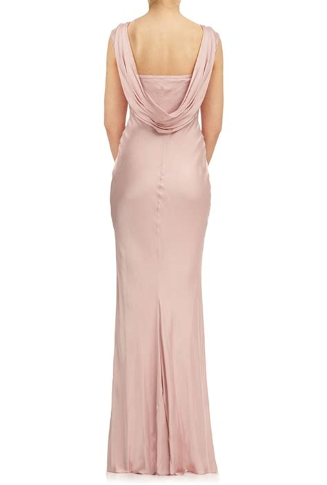 Salma Dress 2 by Salma Dress Boudoir Pink Ghost Co Uk