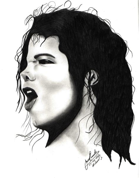imagenes de michael jackson faciles para dibujar michael jackson dibujo a lapiz taringa