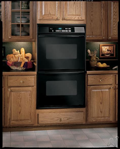 Wall Oven Cabinets For Sale Whirlpool Rbd245pdb 24 Inch Electric Wall Oven With