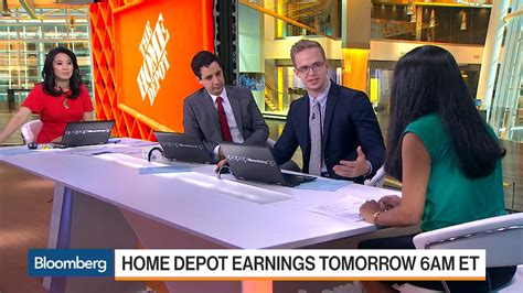 what to for in home depot s 2nd qtr earnings report