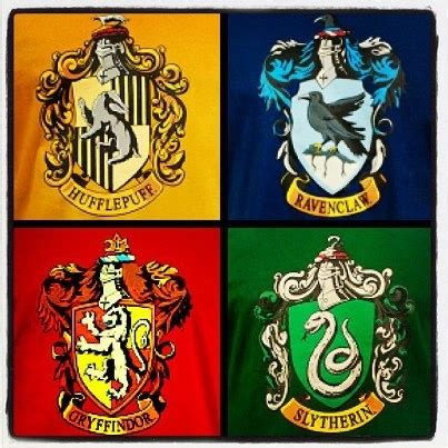 four houses of hogwarts which of the four hogwarts houses would you choose in quot harry potter the