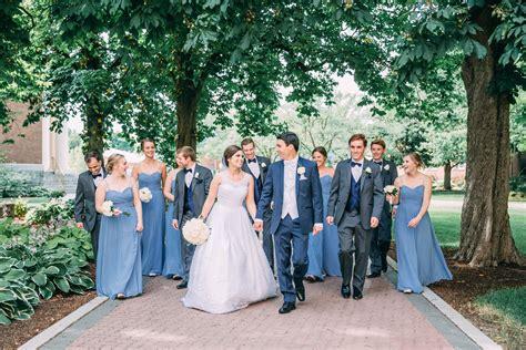 Bridesmaid Dresses And Tuxedos - navy blue bridesmaid dresses and grey tuxedos weddings