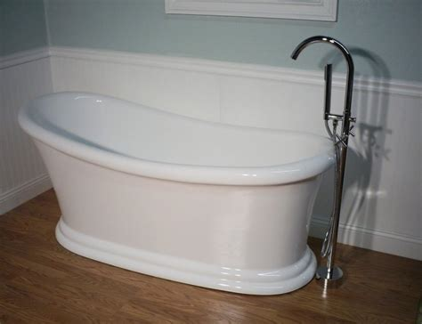 Oversized Soaking Bathtubs Juno Modern Free Standing Bathtub Faucet Bathtubs Large