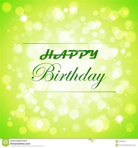 design poster happy birthday happy birthday illustration with light on the background