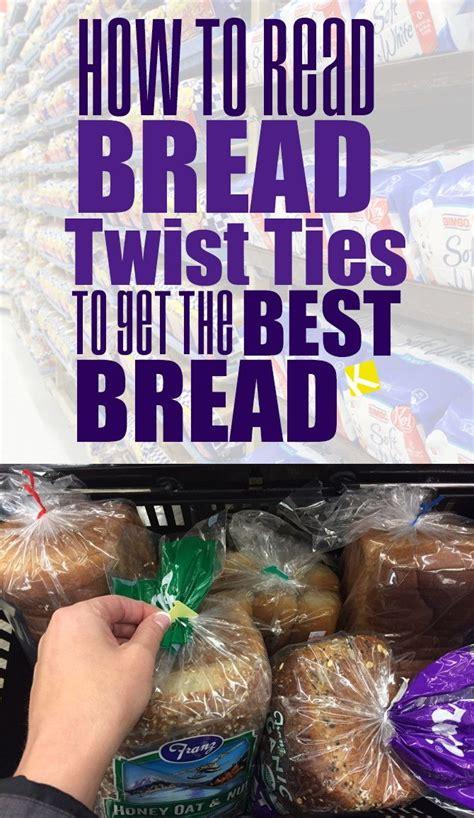 bread tab colors bread twists colors
