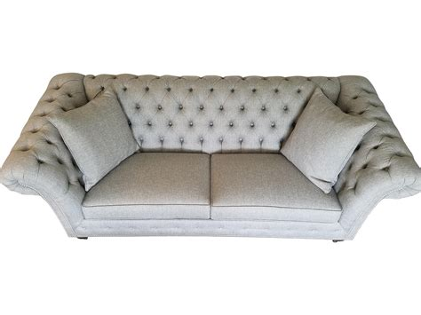Ethan Allen Chesterfield Sofa by Ethan Allen Chesterfield Sofa Chairish