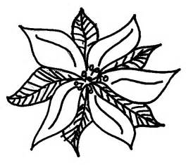christmas poinsettia coloring pages learn coloring