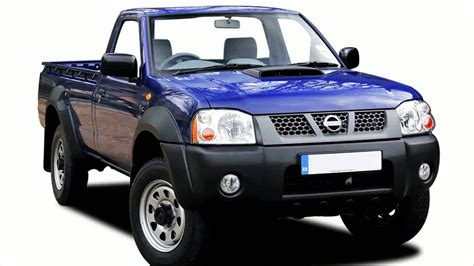 imagenes pick up nissan pick up