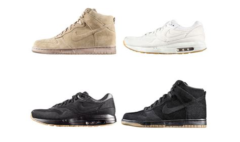 apc sneakers a p c x nike 2013 sneaker collection alphastyles
