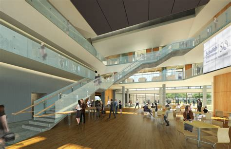 Expand Mba by Work Begins On York U S Schulich Business School Expansion
