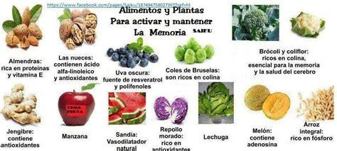 alimentos buenos para el resfriado alimentos que te ayudar 225 n a potenciar tu memoria para