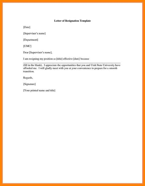 Immediate Resignation Letter Bpo 6 How To Write An Effective Resignation Letter Riobrazil