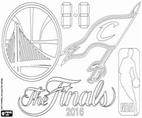 Nba Finals Coloring Pages | basketball chionships coloring pages printable games