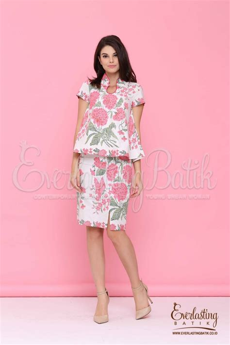 Dress Batik Handmade two dress fabric handmade batik st