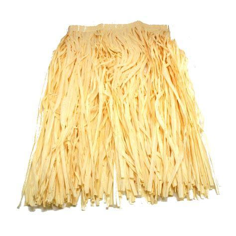 grass hula skirt