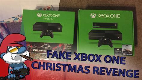 Gamer Boyfriend Box surprising with a xbox