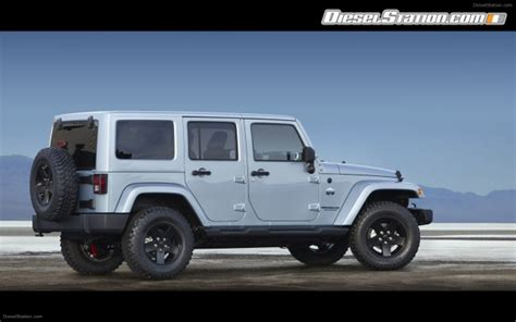 06 Jeep Wrangler Unlimited Jeep Wrangler Arctic 2012 Widescreen Car Pictures