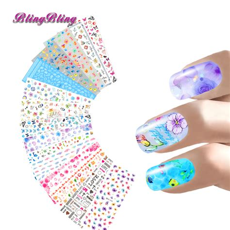 Water Decal Stiker Kuku Air Nail Sticker Ysd058 buy grosir gadis manicure from china gadis manicure