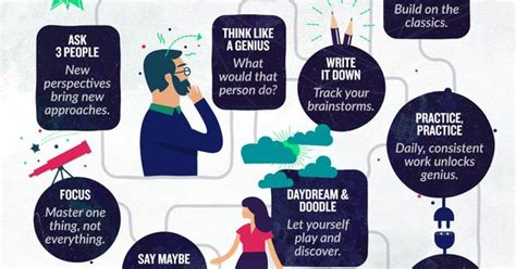 24 Daily Habits That Will Make You Smarter Business Insider You Re Creative You Just Need To Unlock The Genius Inside Selvudvikling L 230 Ring Og Mental Sundhed