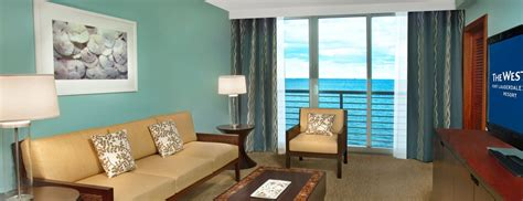 canada suites 1 bedroom executive suite the living room one bedroom suites the westin fort lauderdale beach resort