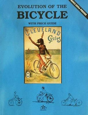 the chronicles of s evolution volume 1 the nosoi project books price guide evolution of the bicycle volume 1