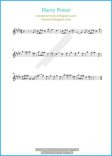 theme music institute harry potter sheet music free music score of harry