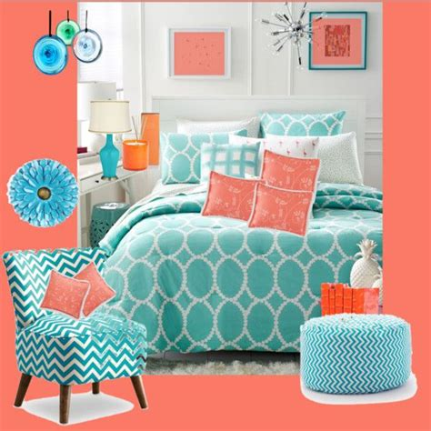aqua and coral bedding 1000 ideas about coral bedding on pinterest navy and