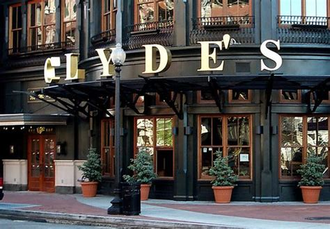 best top 10 burger restaurants washington dc clydes of dc s best oyster happy hours dc after five