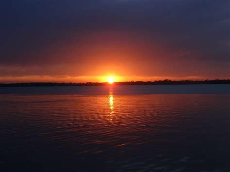 Sun Set lake florida sunset 4 6 12 dickersons lake florida resort
