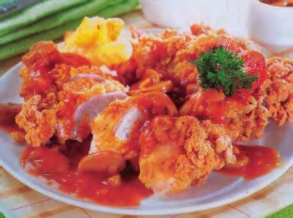resep house bistik ayam saus jamur