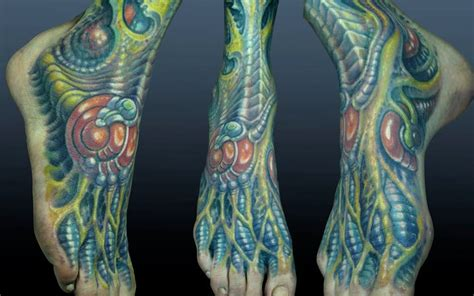 biomechanical tattoo artists in chicago indian tattoo