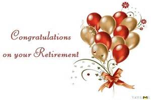 Congratulations On Your Retirement Letter by Congratulations Wishes For Retirement Quotes Messages