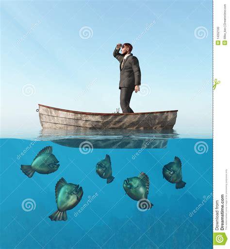 un barco perdido hombre perdido en un barco foto de archivo imagen 14352100