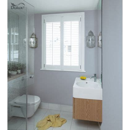 matt paint for bathroom dulux bathroom misty mirror soft sheen emulsion paint