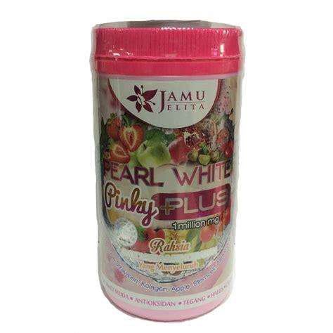 Collagen Jamu Jelita jamu jelita pearl white
