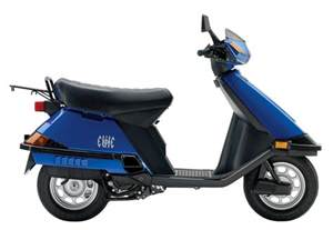 Honda Elite 80 Honda Elite 80 Motor Scooter Guide