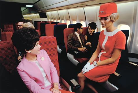 Flight Attendant Fashion by High Style Flight Attendant Fashion Through The Years