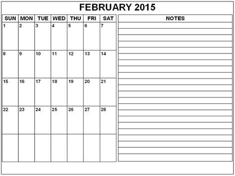 free calendar template february 2015 free printable calendar free printable calendar february