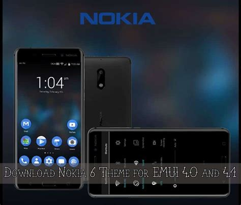 themes huawei emui download nokia 6 theme for huawei emui 4 0 and 4 1